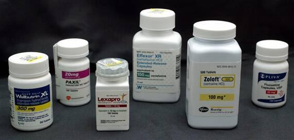 Anti-depression drugs