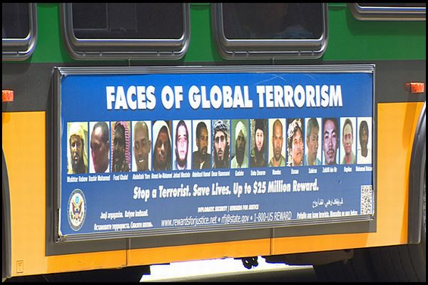 Faces of Terrorism