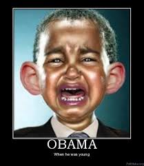 Obama Cry Baby